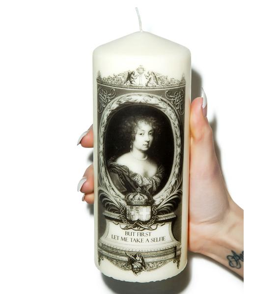 Selfie Candle