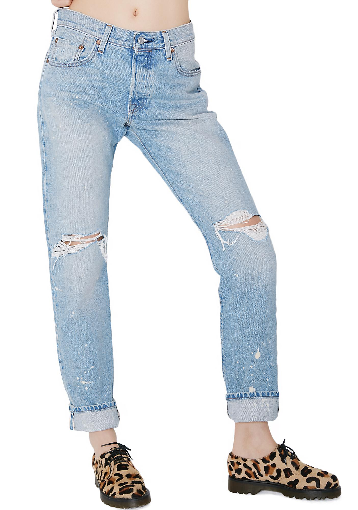3194b29c37eb Levis 501 Jeans For Women
