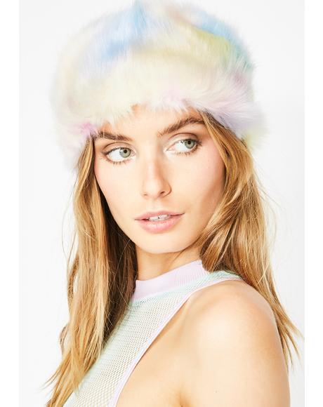 Dreamscape Vixen Fur Hat