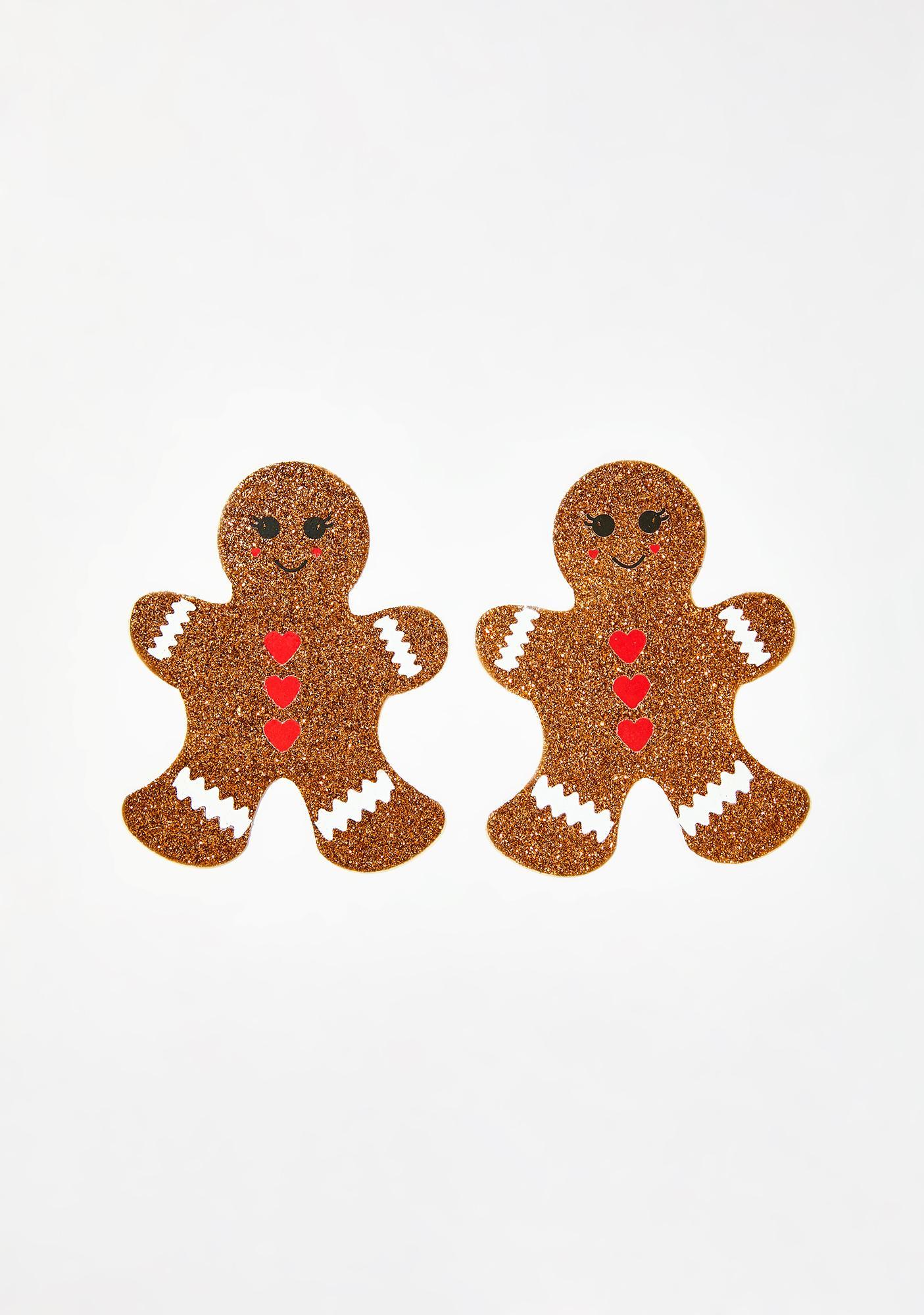 Neva Nude Gingerbread Pasties