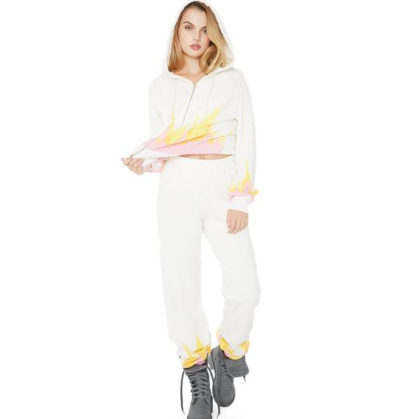 Wildfox Couture Wildfire Easy Sweatpants