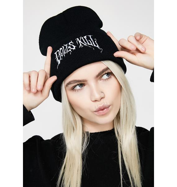 Current Mood Dolls Kill Beanie