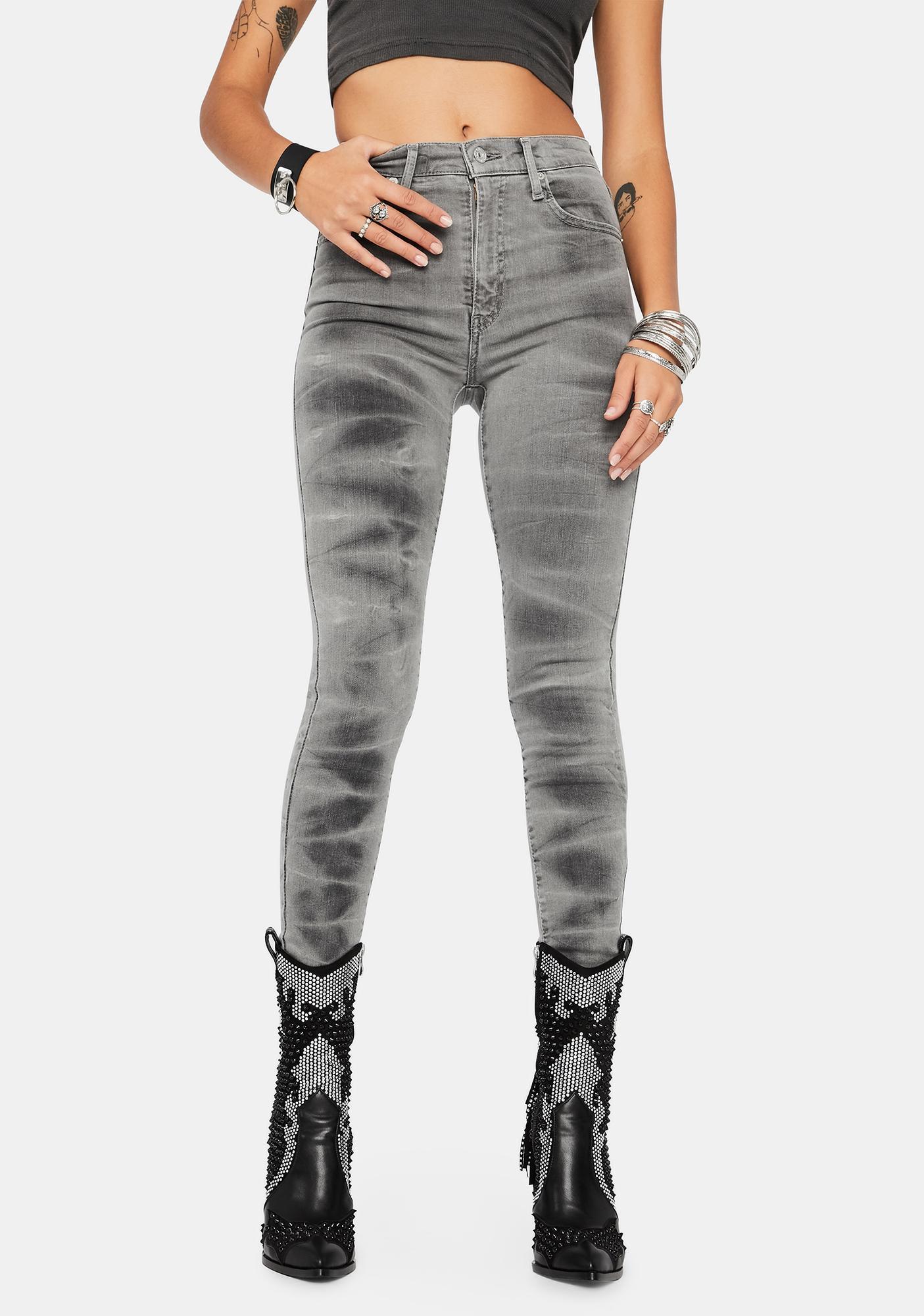 Levis Killin' It Mile High Super Skinny Jeans