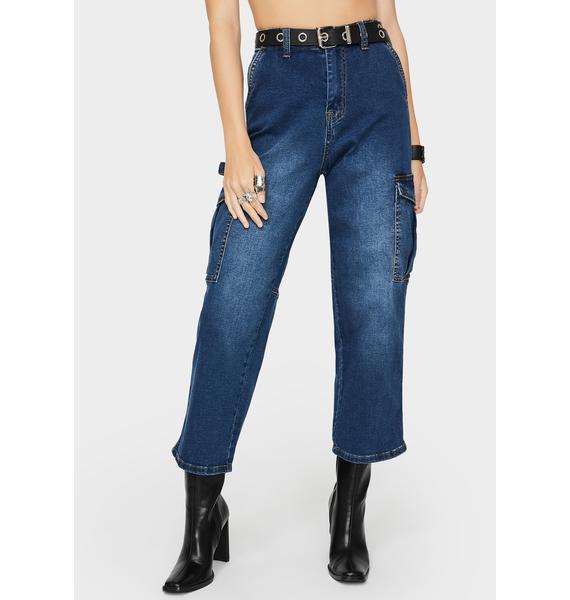 Hard Earned Cargo Jeans