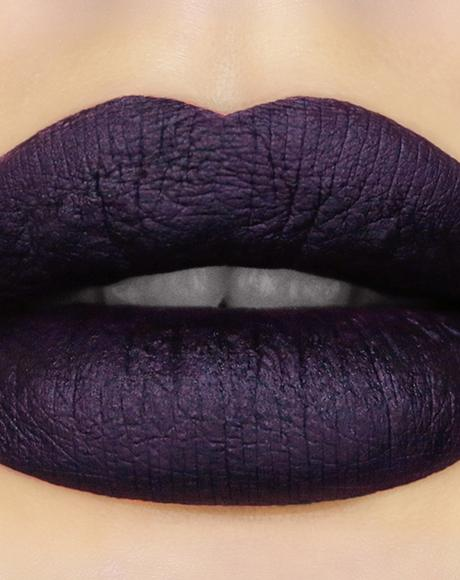 Dark Sided Liquid Lipstick
