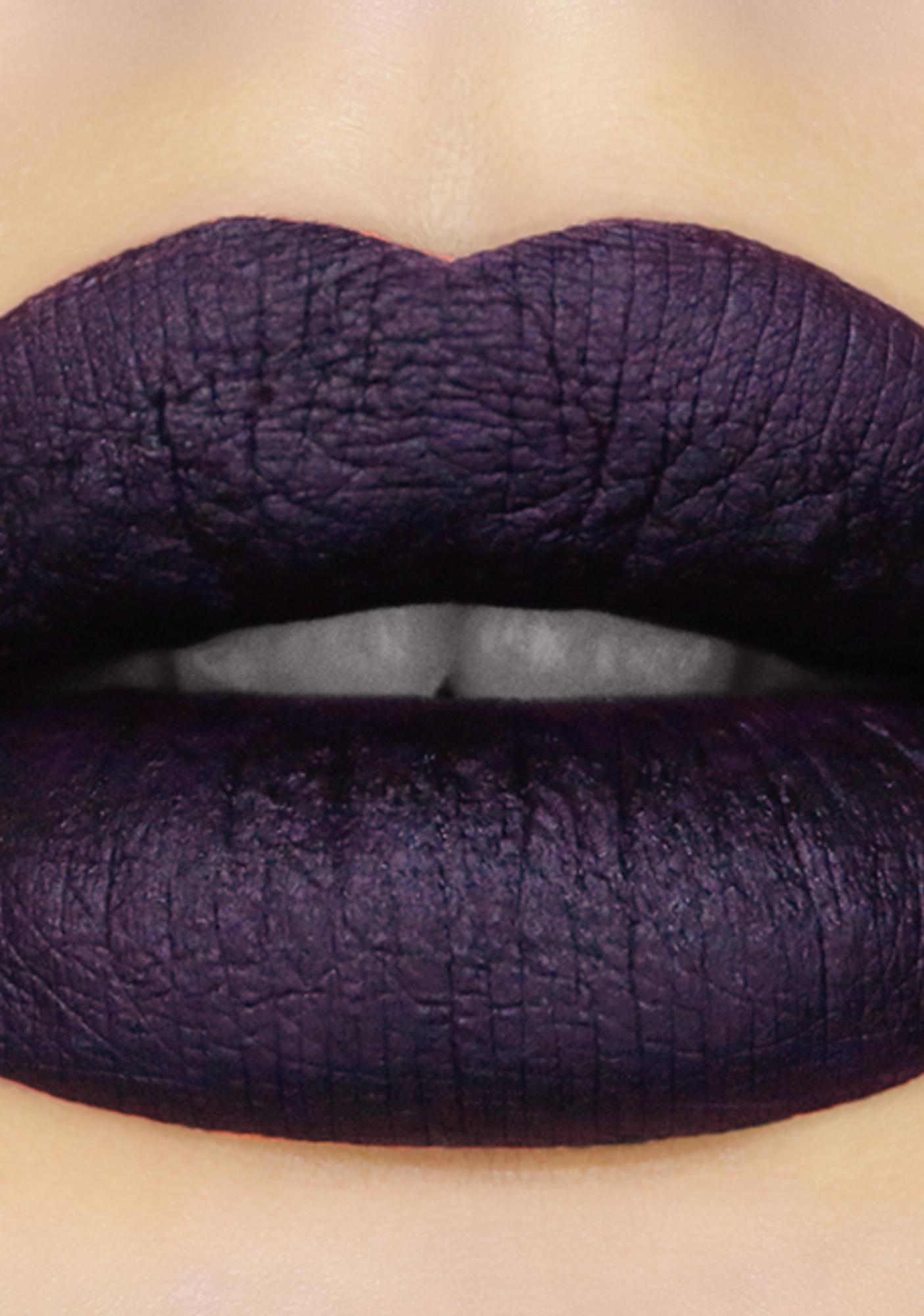 Sugarpill Dark Sided Liquid Lipstick