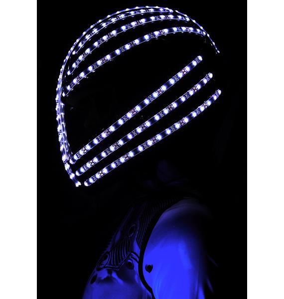 Cosmonaut Leader Light Up Helmet