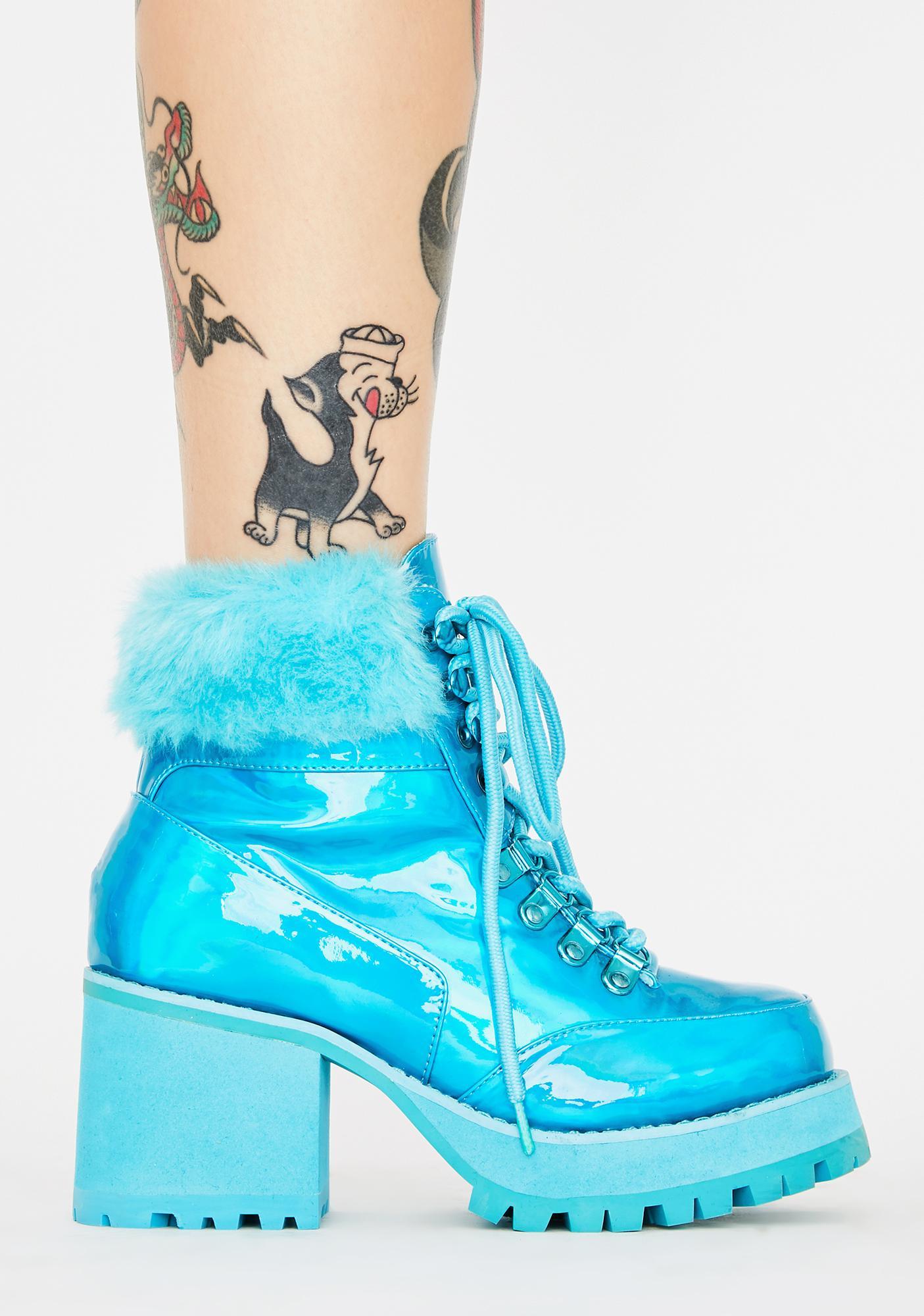 Club Exx Aqua Snow Blazin' Hiker Boots
