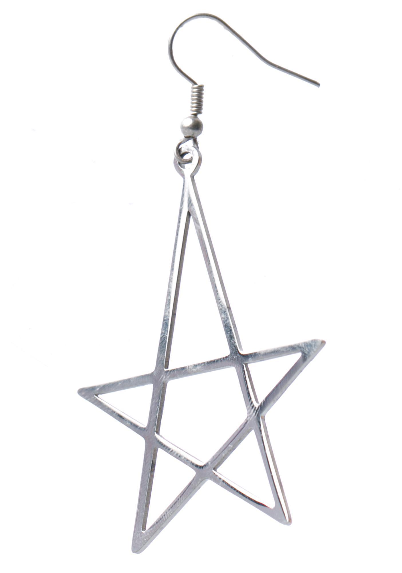 Killstar Wicca Earrings
