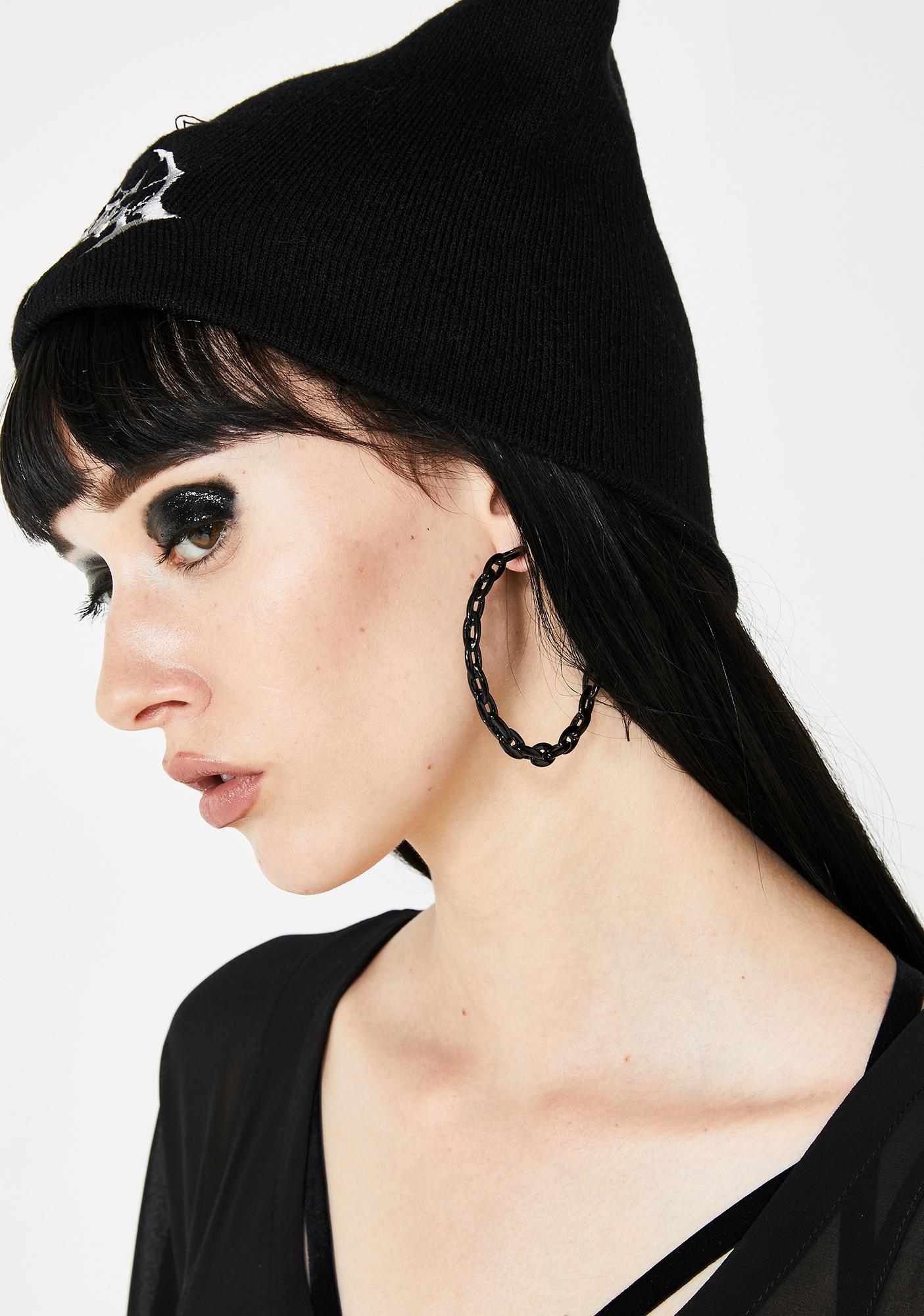 Hype Hottie Chain Earrings