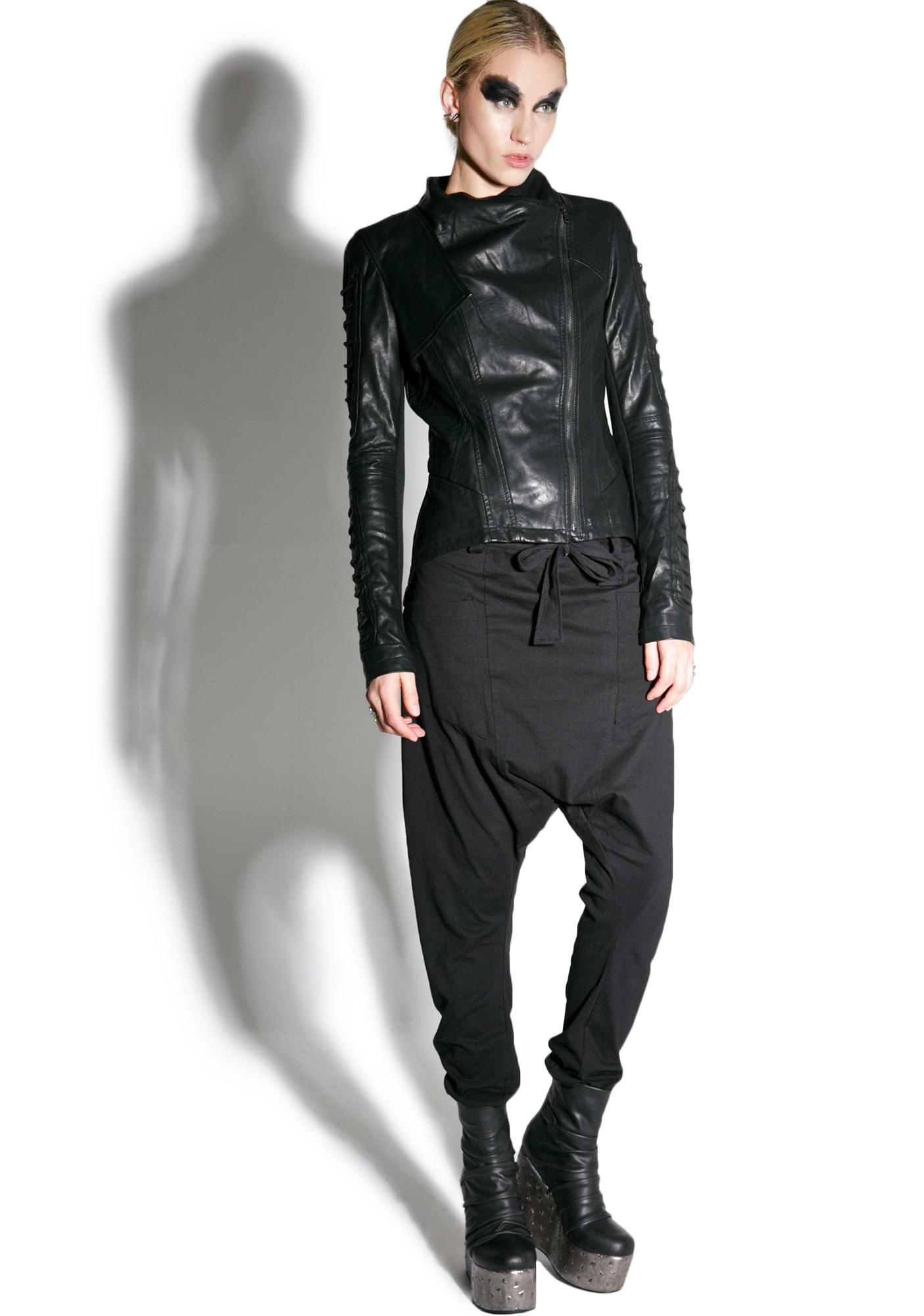 MNML Voltage Dropcrotch Pants