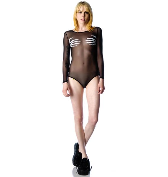Iron Fist Feel Me Up Mesh Bodysuit