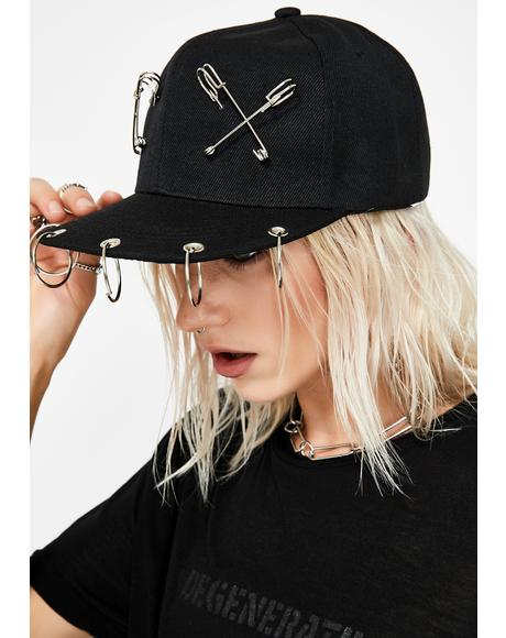 Lethal Game Piercing Hat