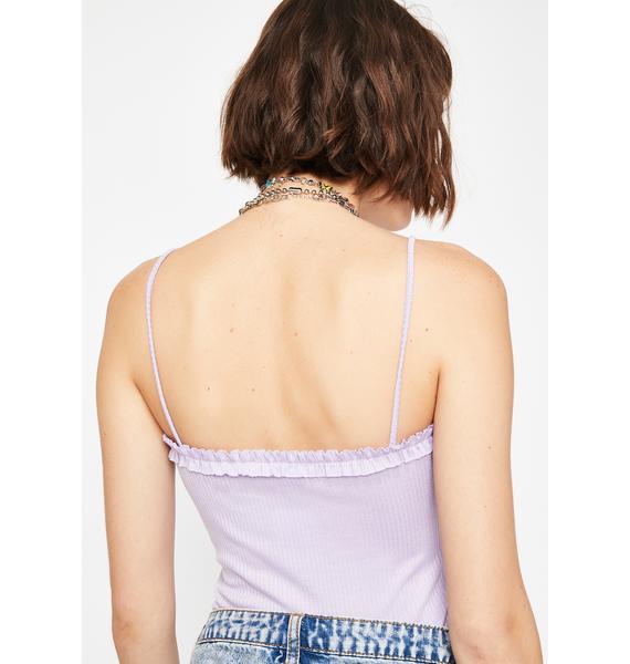 Meadowlark Ruffle Bodysuit