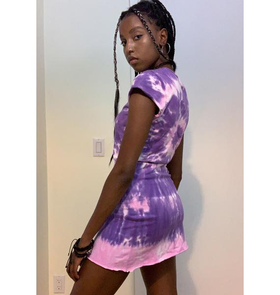 dELiA*s by Dolls Kill The High Road Mini Dress