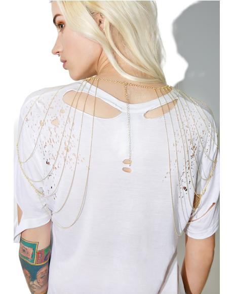 Magnifique Chain Shoulder Jewelry