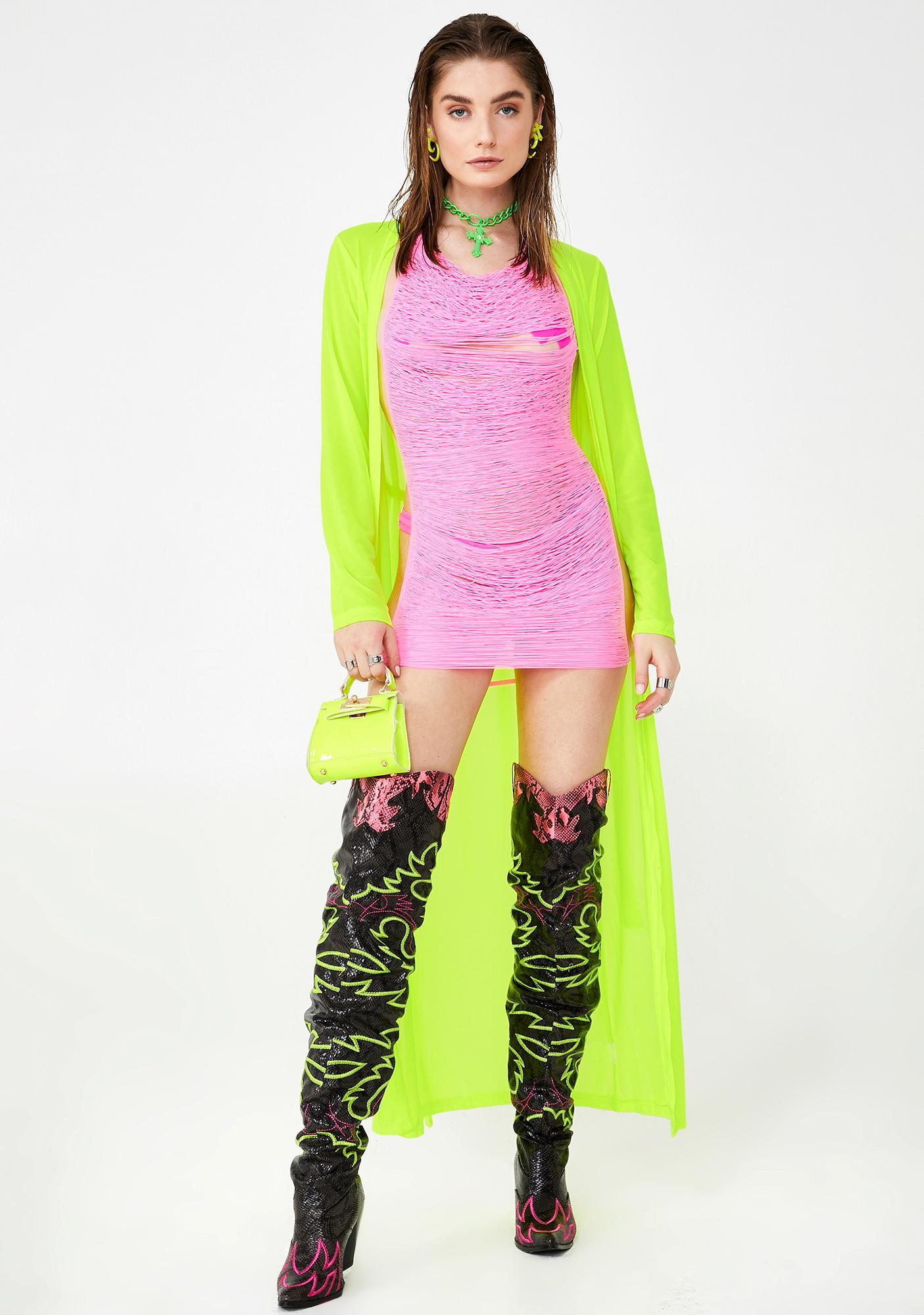Get Some Halter Dress