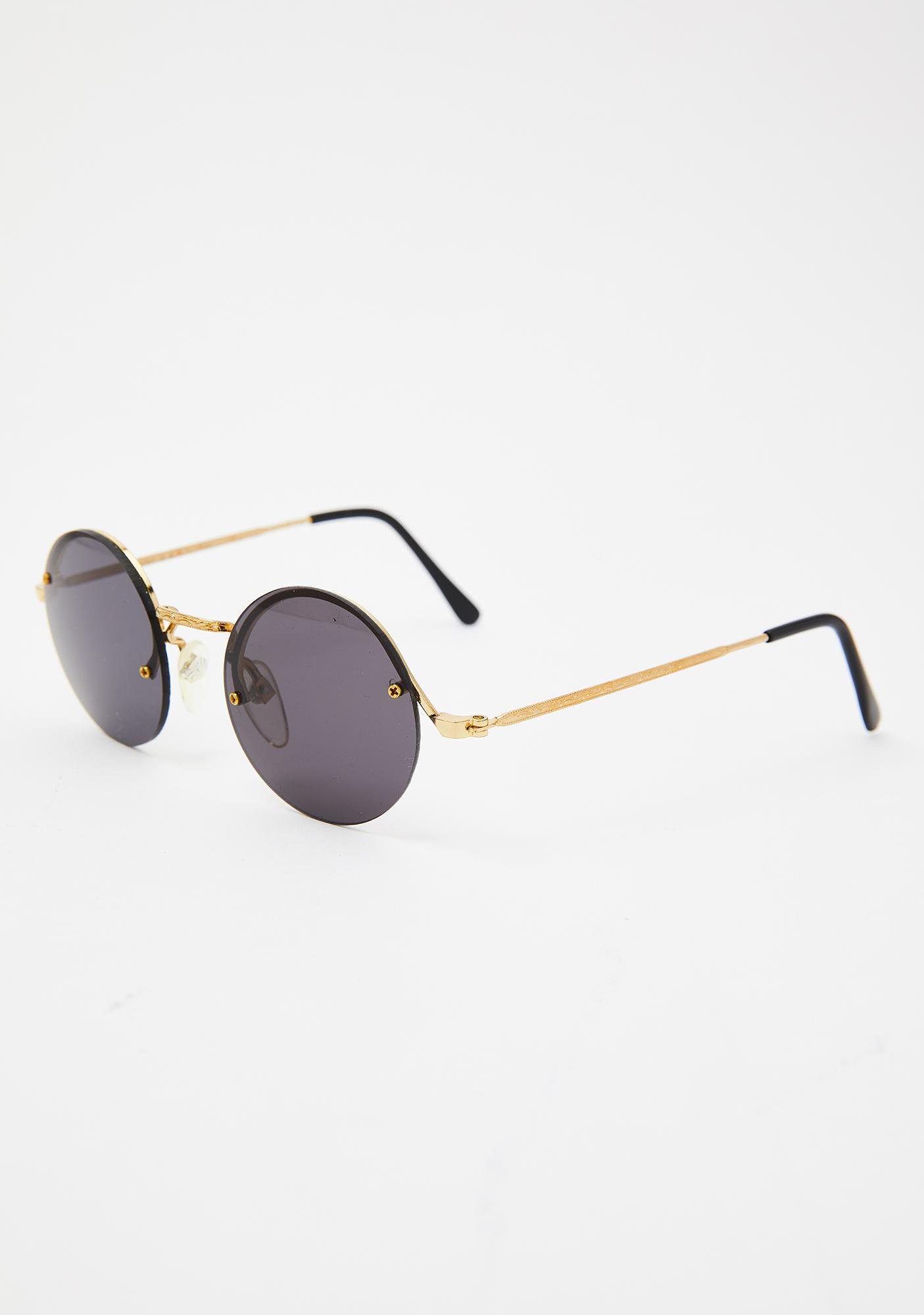 Replay Vintage Sunglasses Smoke Rounders Sunglasses