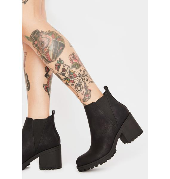 Make Or Break Ankle Boots