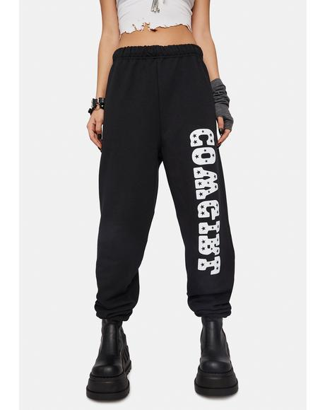 Reverse Cowgirl Sweatpants