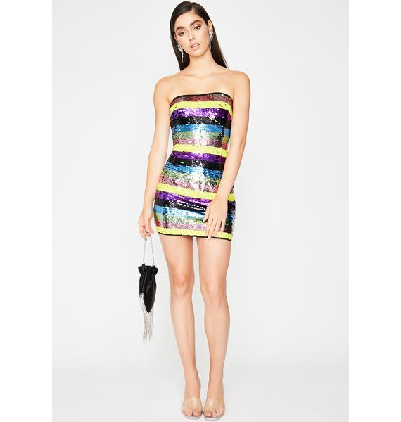 Hotties N' Thotties Only Mini Dress