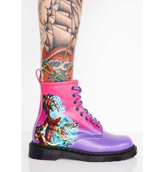 Dr. Martens 1460 Technique Boots
