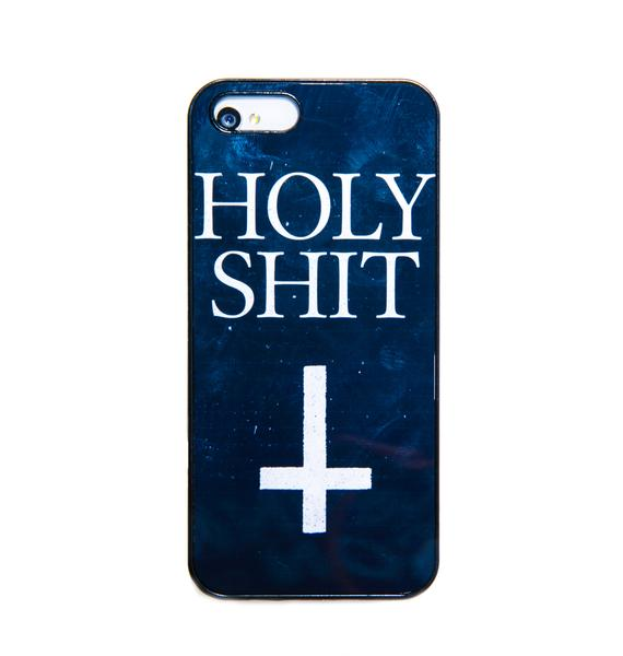 Disturbia Holy Shit iPhone 5 Case