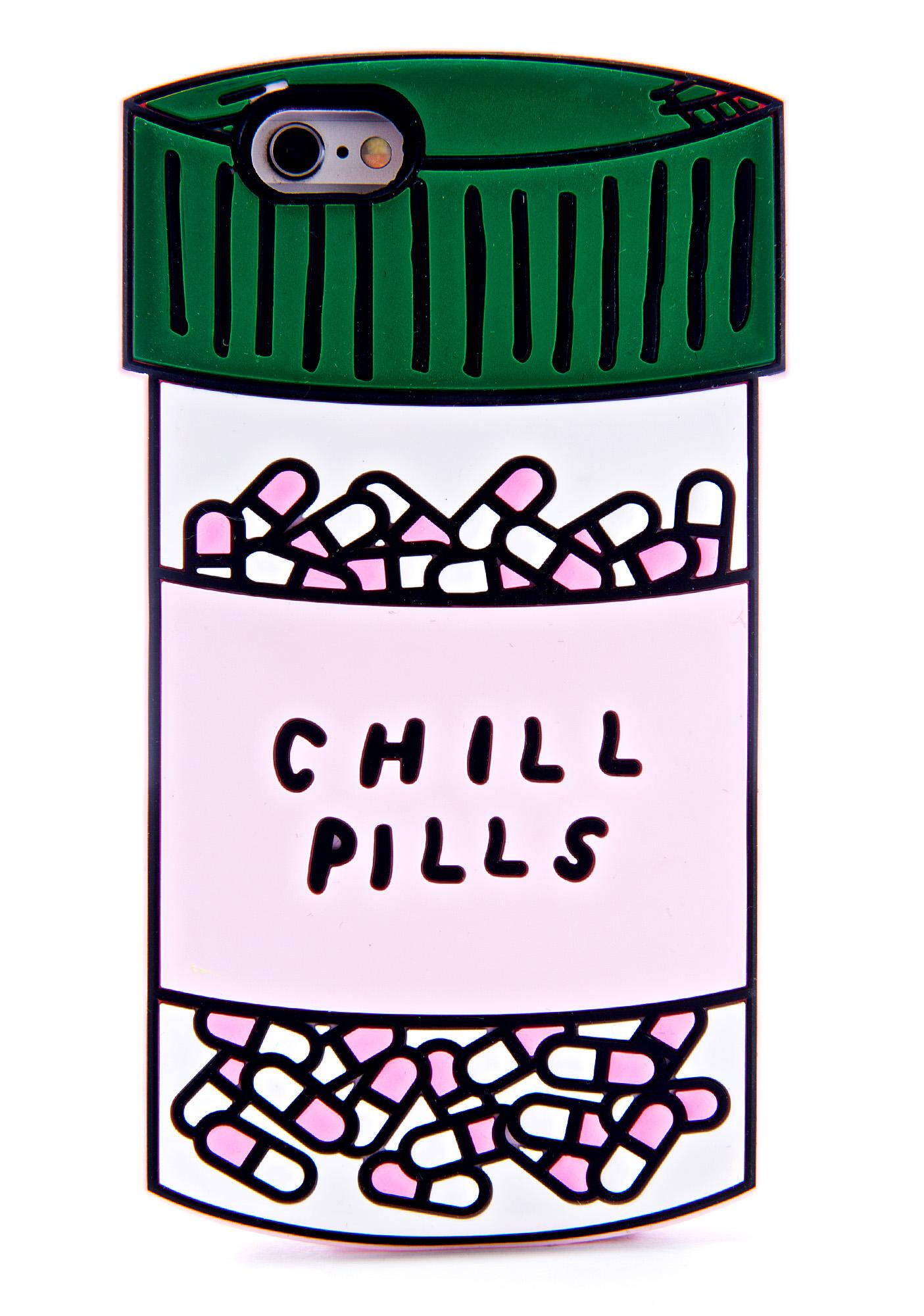 Chill Pills iPhone 6/6S Case