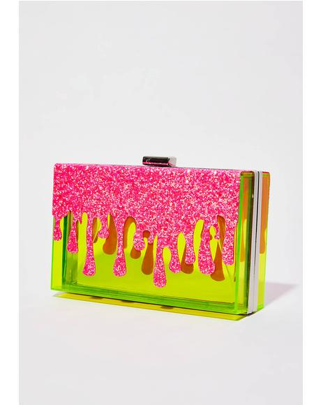 Drippin' Slime Transparent Bag