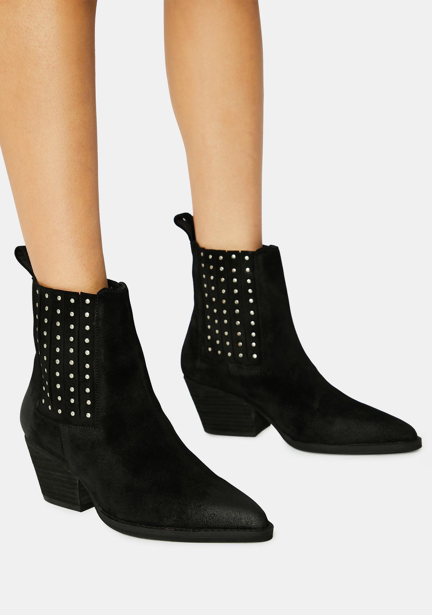 Rebels Ellis Ankle Boots