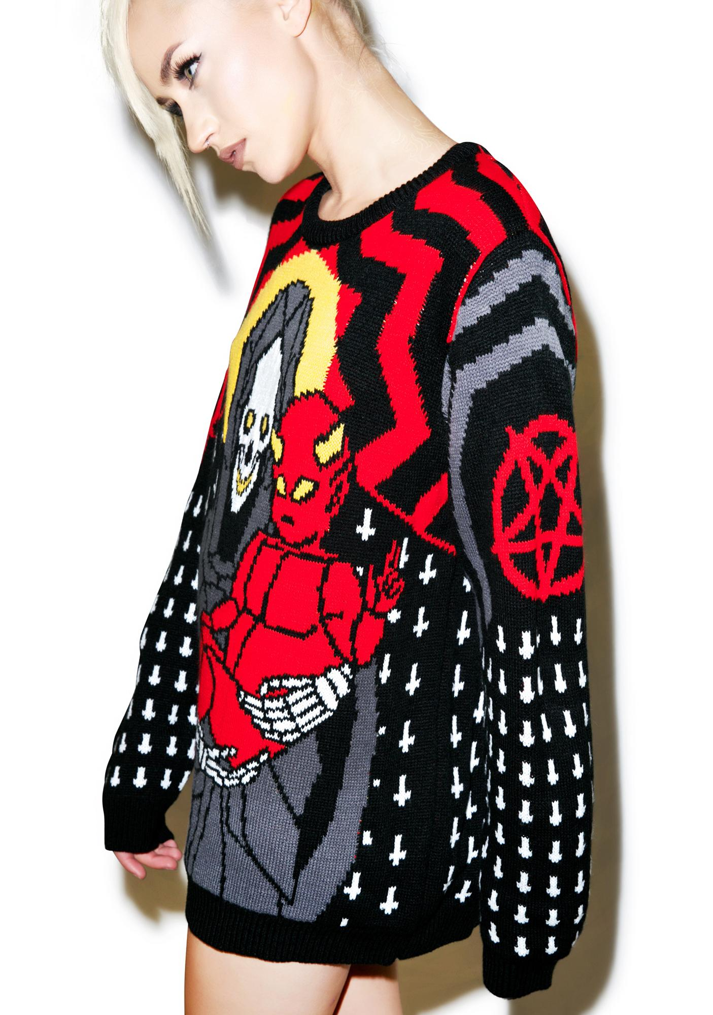 Killstar Savior Sweater