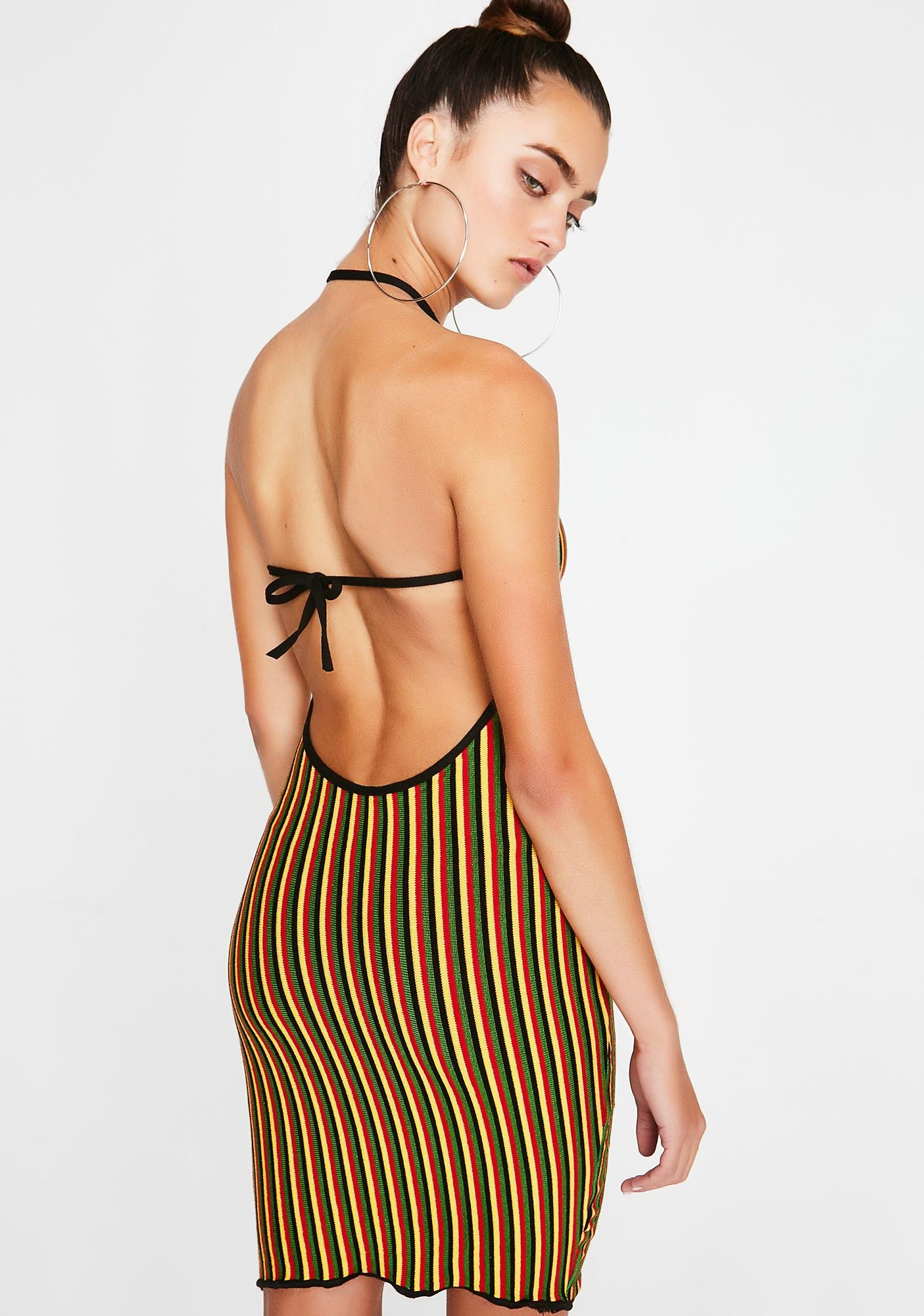 Irie Island Vibes Dress