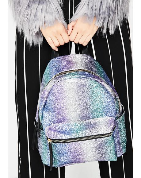 Glitter Other Worldly Backpack