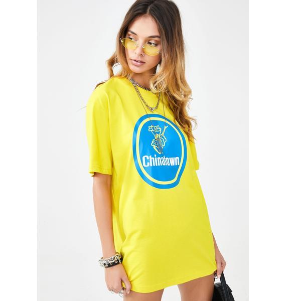 CHINATOWN MARKET Thank You Banana T-Shirt