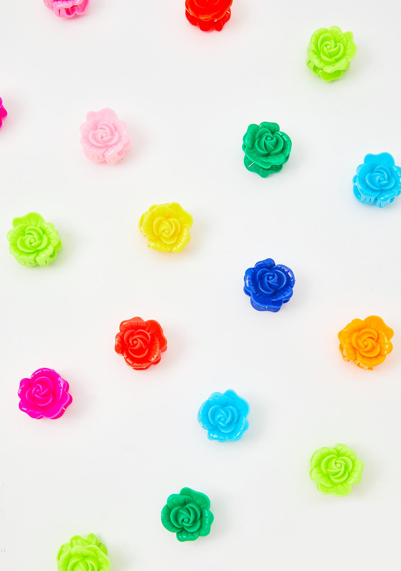 Beauty Bud Rose Clip Pack