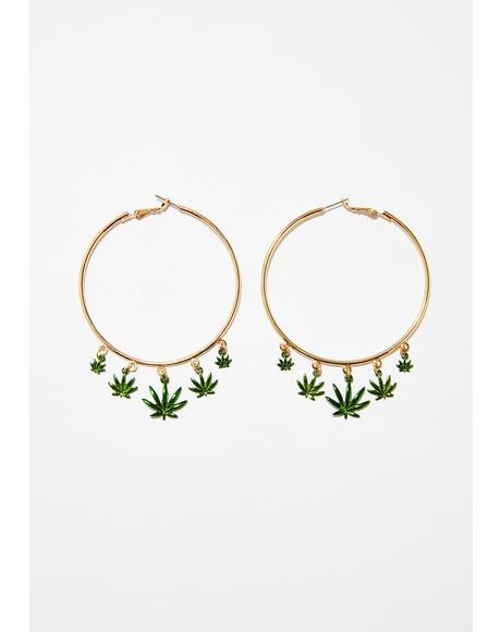 Merry Jane Hoop Earrings