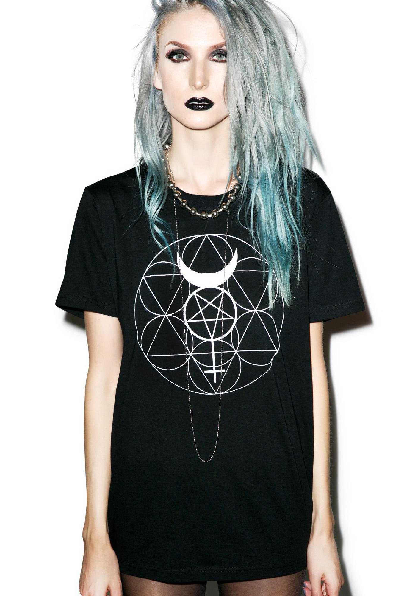 Black Scale Archetype T-Shirt