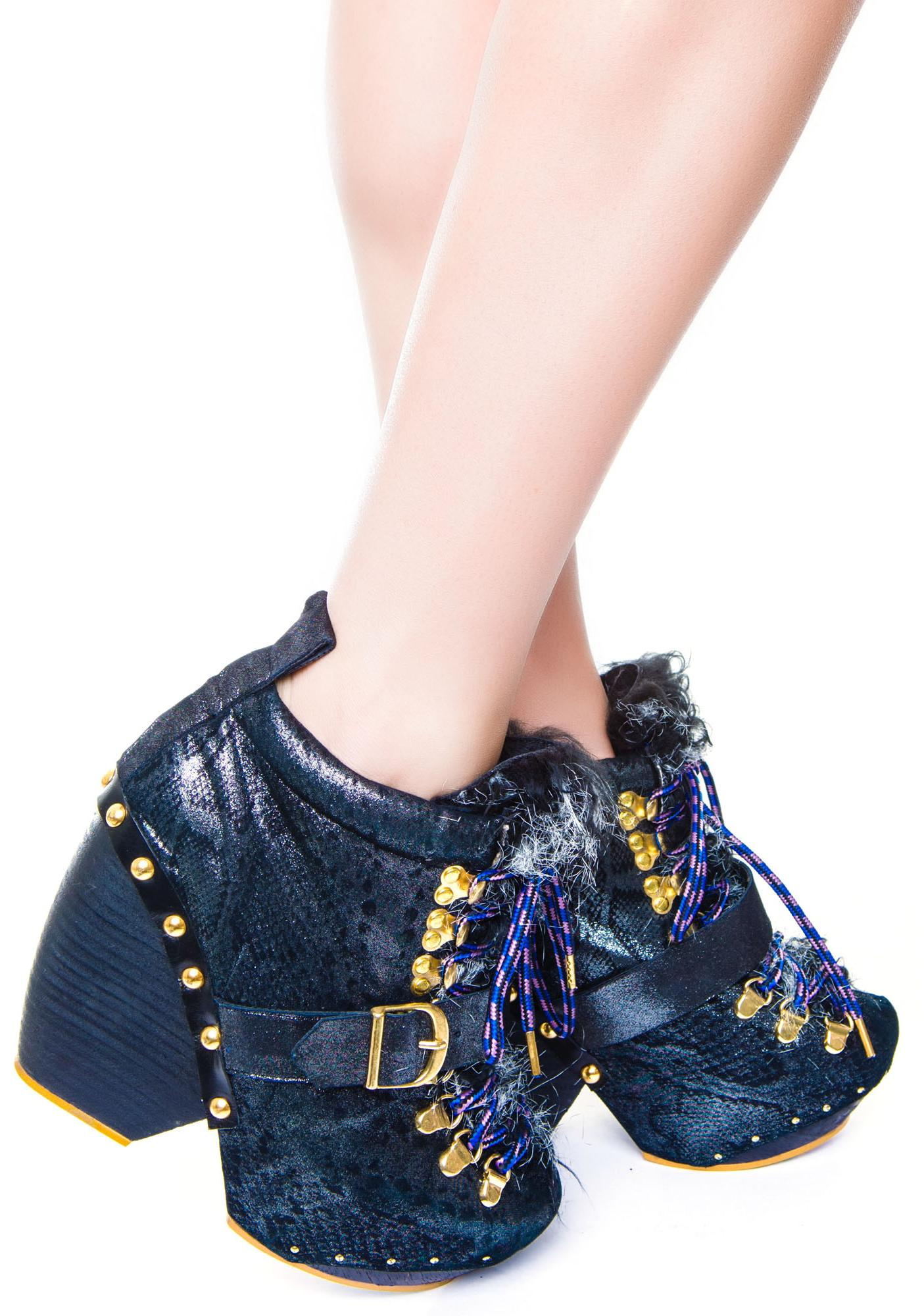 Irregular Choice Princess Zeze Shoes
