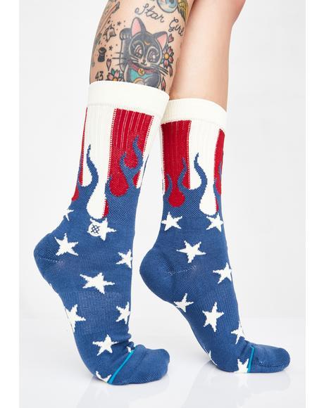 Pride Crew Socks
