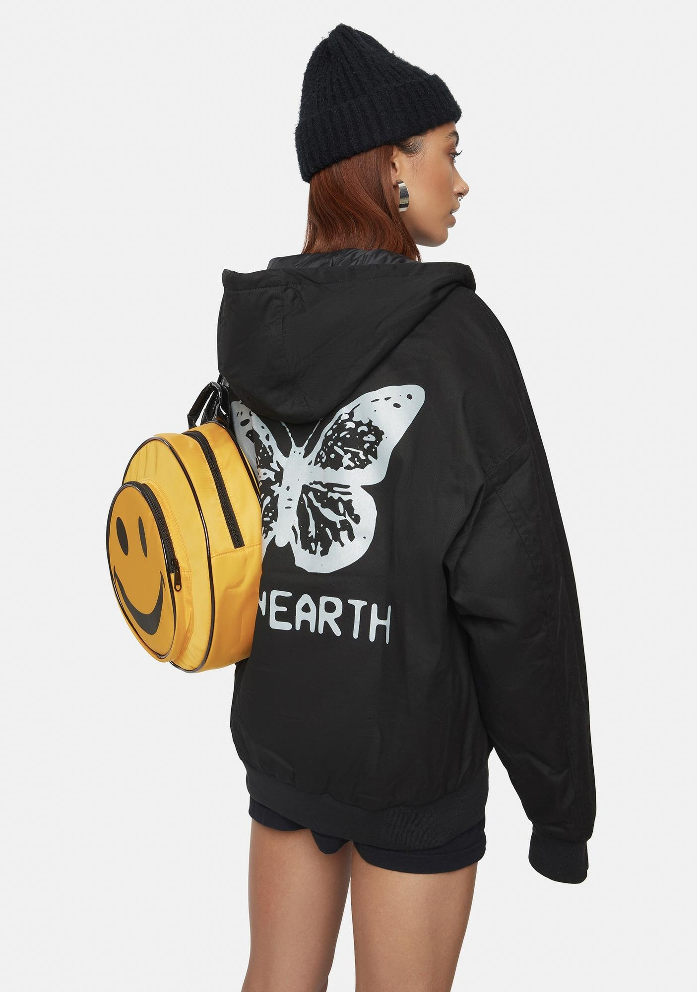 Obey Hell On Earth 2 Deconstructed Jacket