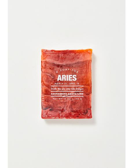 A Soap For Aries