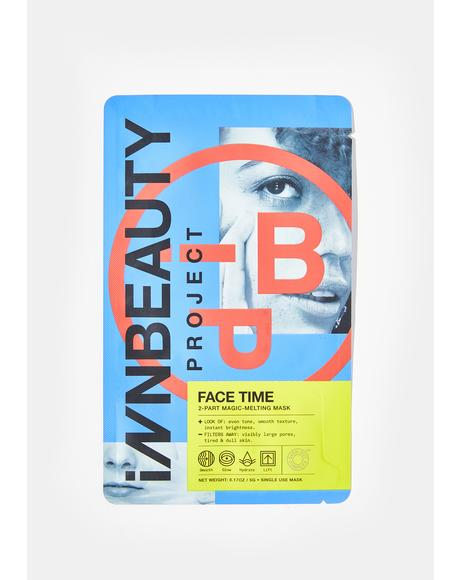 Face Time Magic Melting Peel Mask