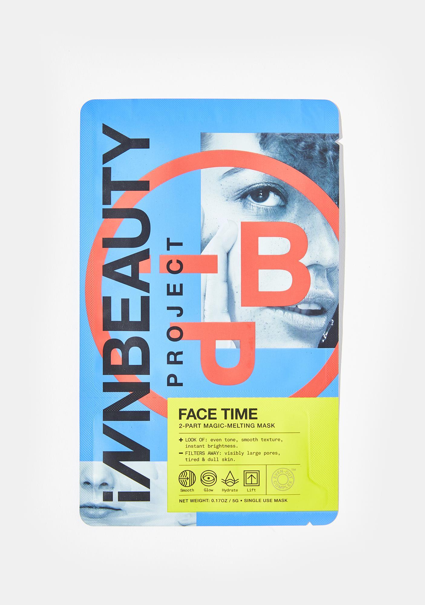 Inn Beauty Project Face Time Magic Melting Peel Mask