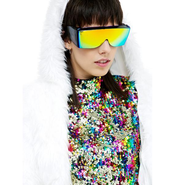 DeLorean Sunglasses