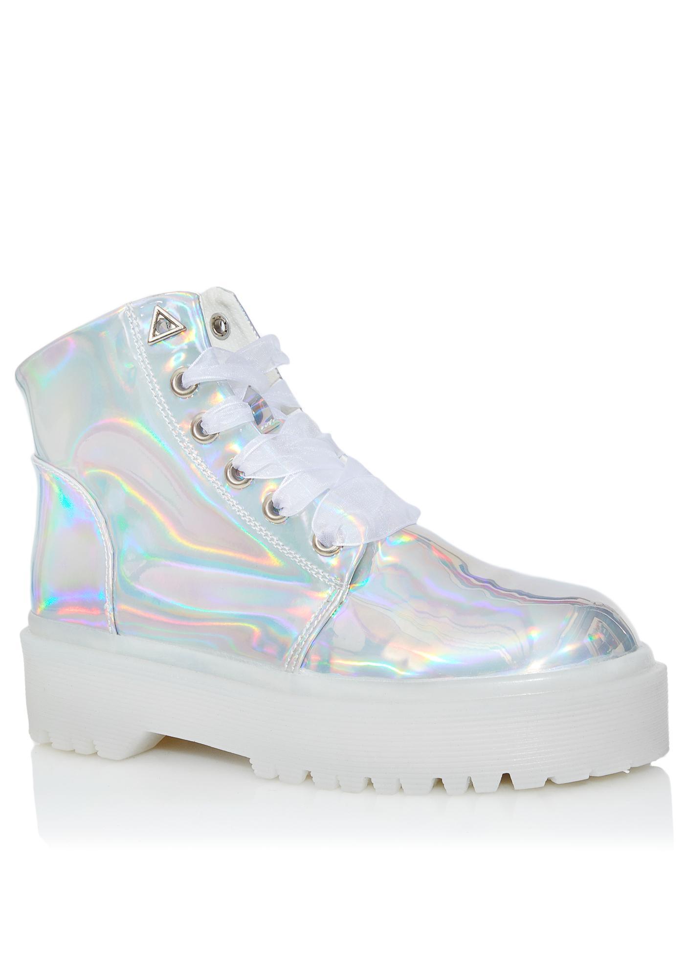 Y.R.U. Hologram Slayr Boots