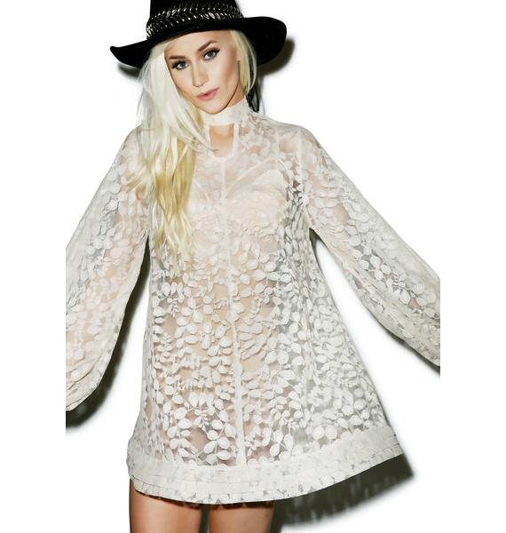 Sugarhigh + Lovestoned Lace Marianne Faithful Dress