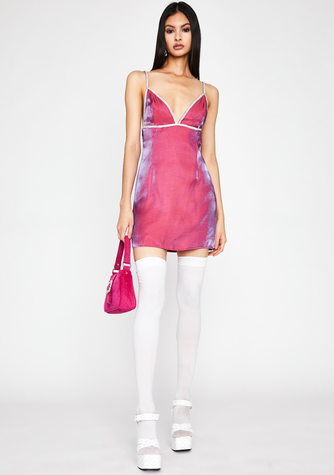 Sugar Spring Fling Queen Rhinestone Dress