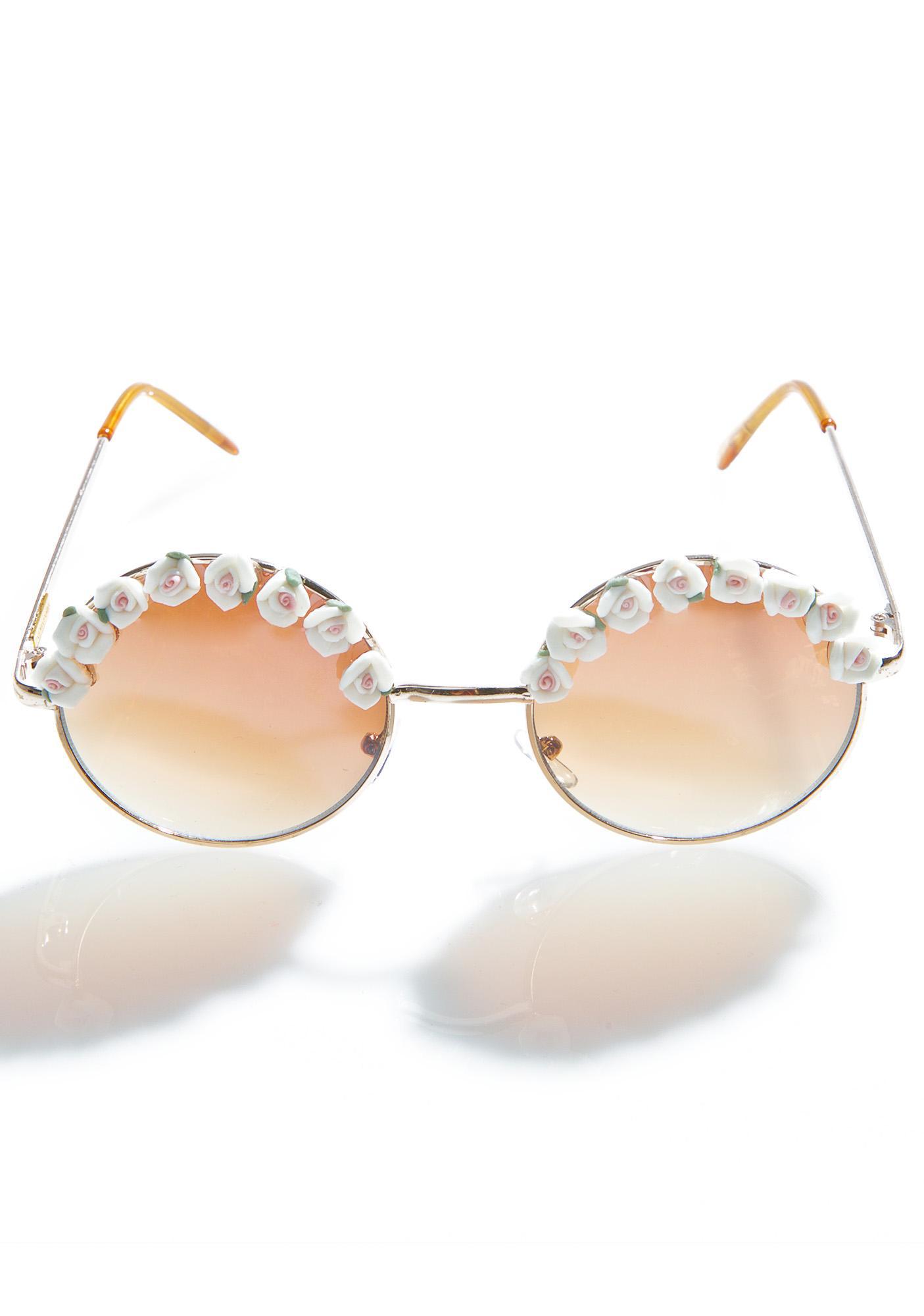 Tnemnroda Botanica Sunglasses