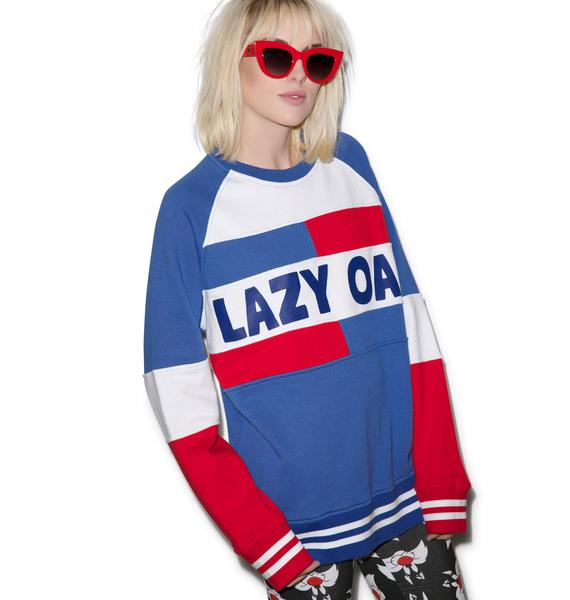 Lazy Oaf All American Sweatshirt