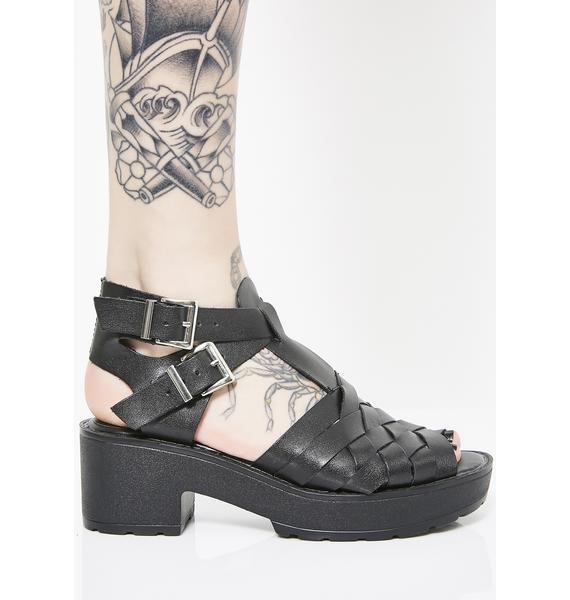 Swish Swish Woven Sandals